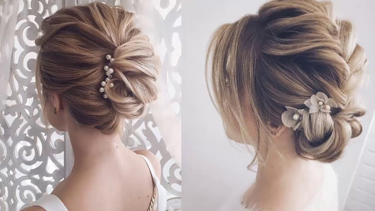 The Best Elegant Prom Updo Hairstyles For Short Hair Youtube Pictures