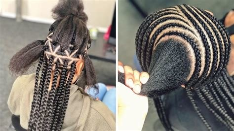 The Best New Braiding Hairstyles Compilation 2019 Great Hair Pictures