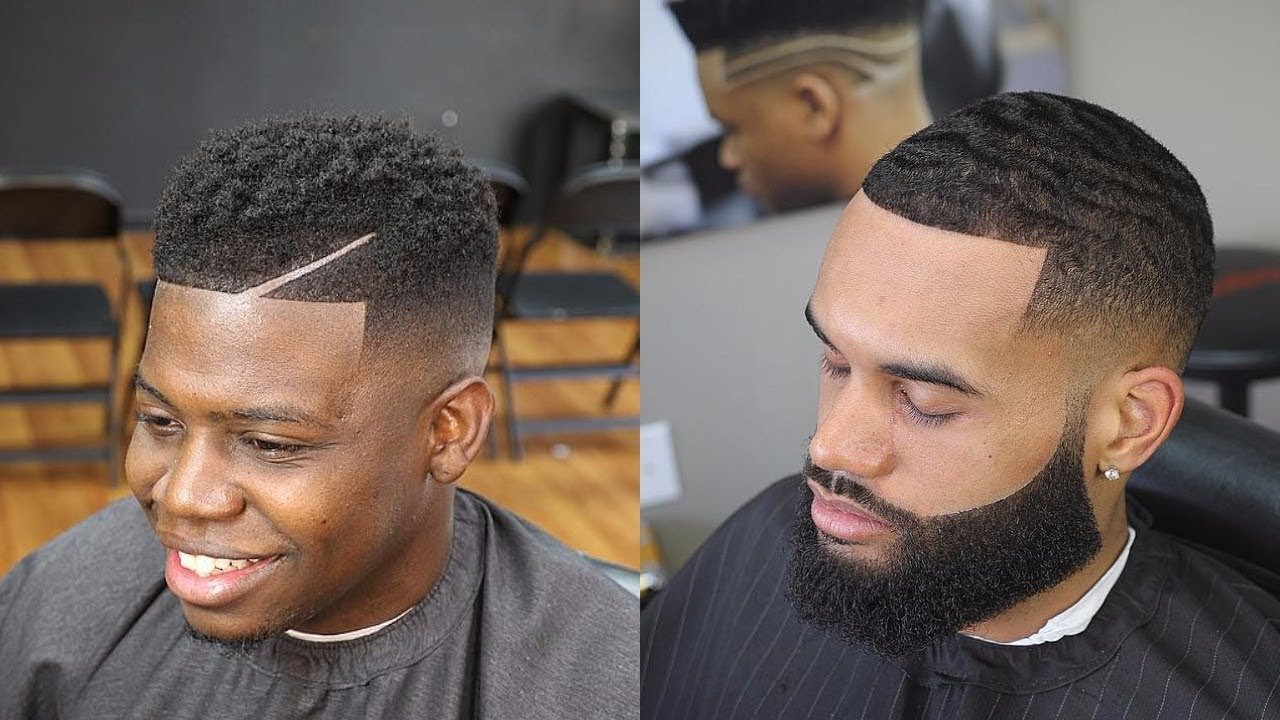 The Best Top Short Haircuts For African American Men 2018 Youtube Pictures
