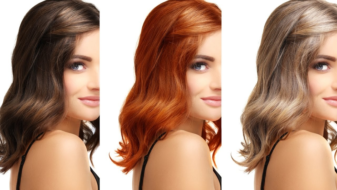 The Best Choosing The Right Hair Color For Your Skin Tone Youtube Pictures