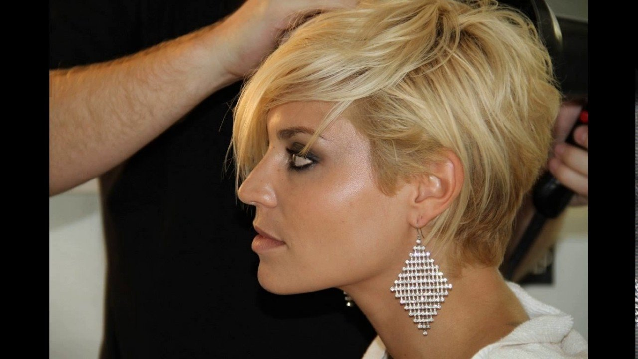The Best Short Pixie Bob Haircuts Youtube Pictures