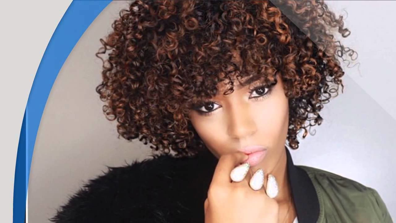 The Best 24 Amazing Black Curly Hairstyles For African Amerian Pictures