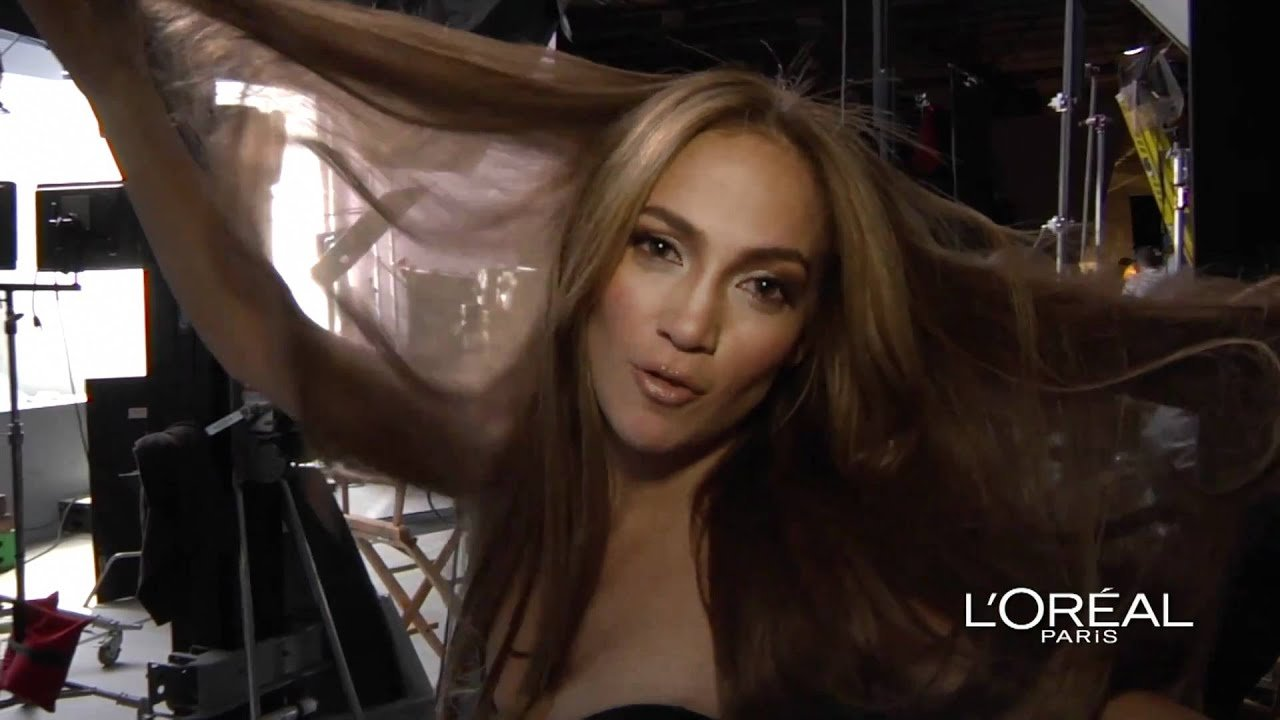 The Best Jennifer Lopez By L Oreal Youtube Pictures