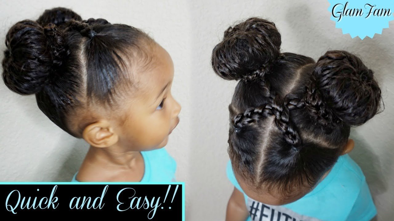 The Best Quick And Easy Hairstyle For Kids Children S Hairstyles Pictures