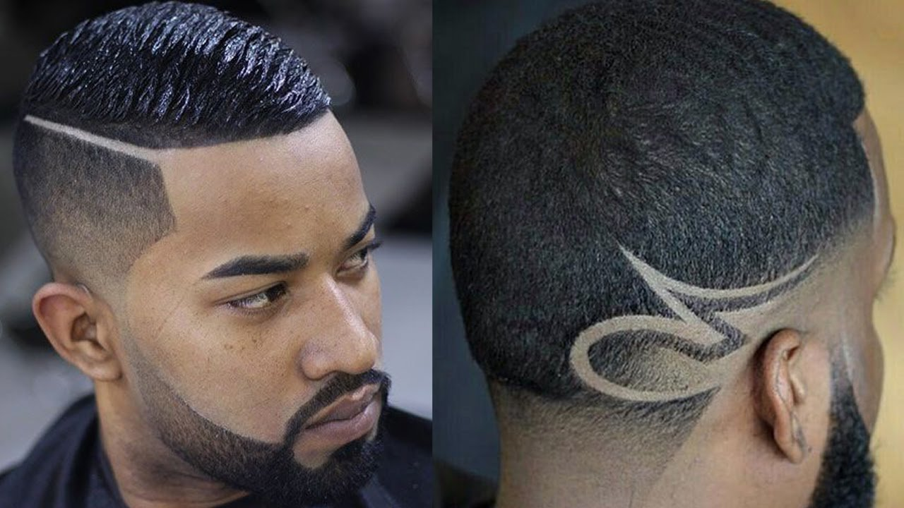 The Best New Haircuts For Black Men 2017 L Black Men Haircuts Pictures