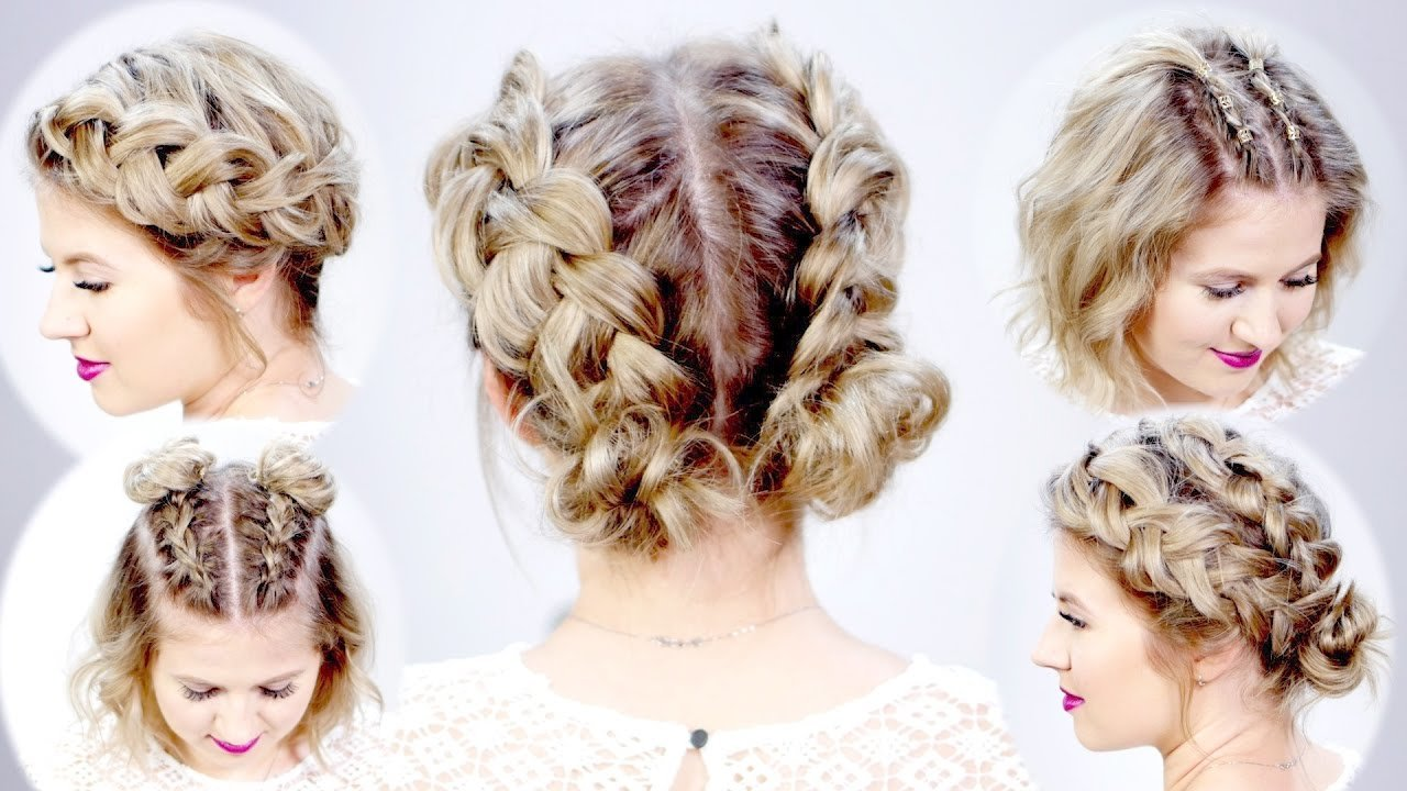 The Best 5 Double Dutch Braided Hairstyles For Short Hair Milabu Pictures