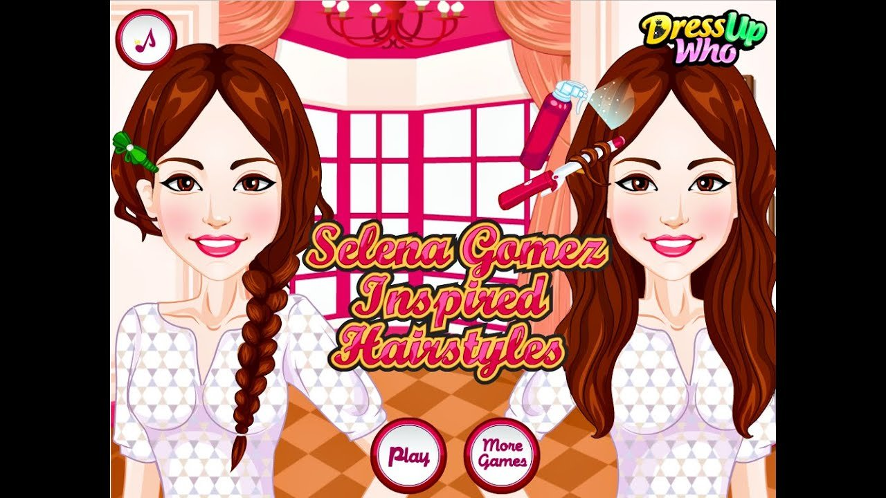 The Best Celebrity Games Selena Gomez Inspired Hairstyles Free Pictures