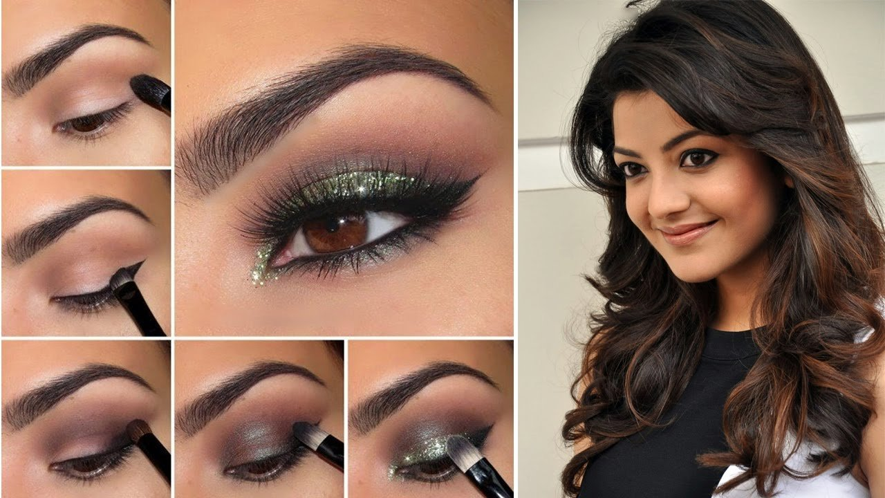 The Best Indian Party Makeup Hairstyle Step By Step Amazing Pictures