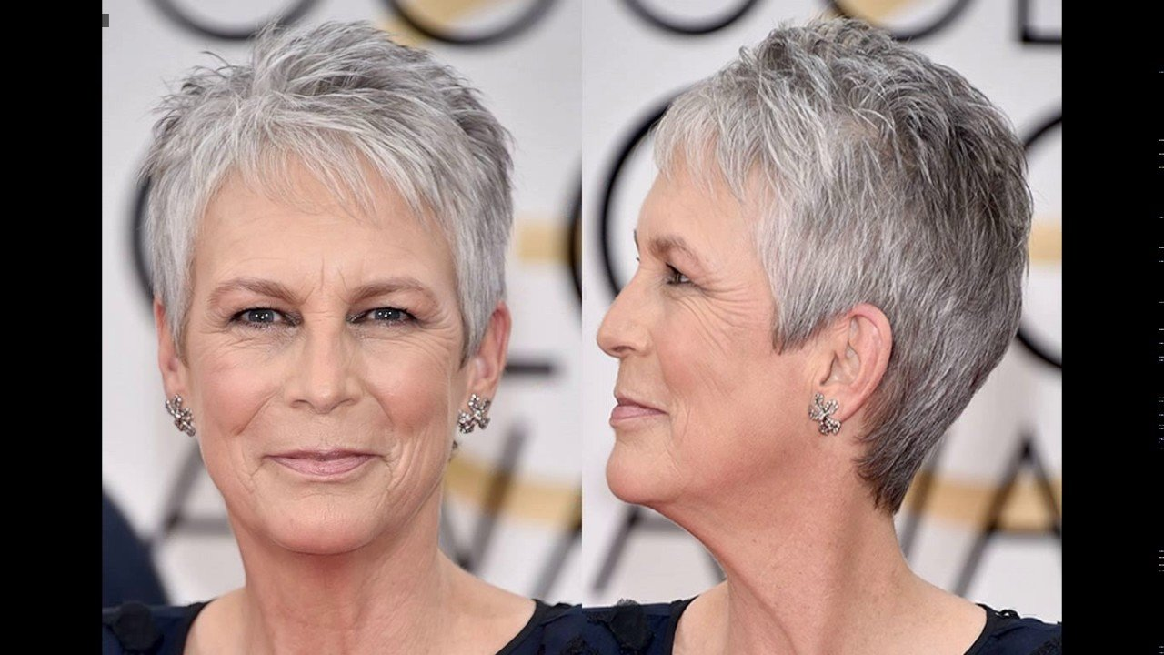 The Best Jamie Lee Curtis Short Haircut Style Youtube Pictures