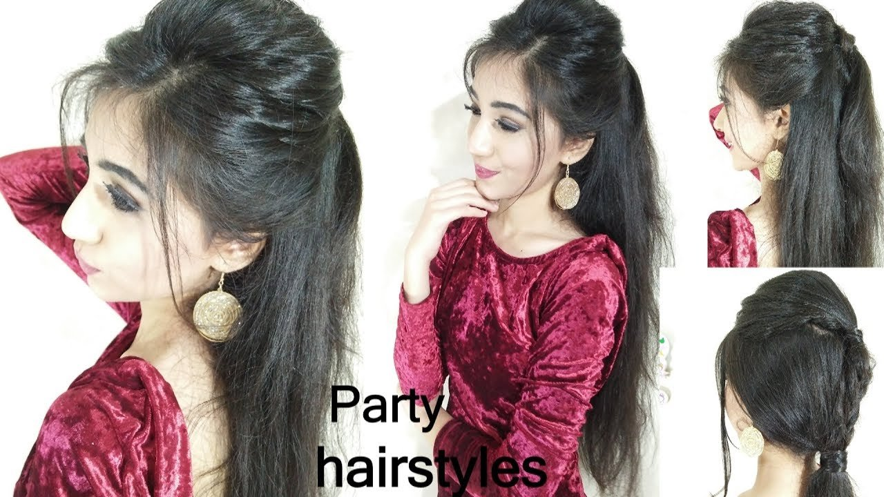 The Best How To Quick And Easy Party Hairstyles Long Hair Pictures