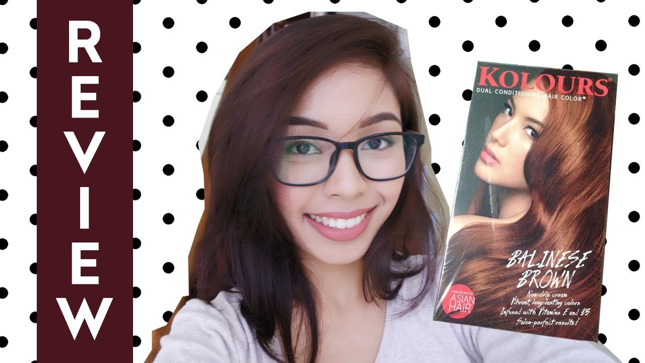 The Best Kolours Effective And Affordable Hair Dye For Asian Hair Pictures Original 1024 x 768
