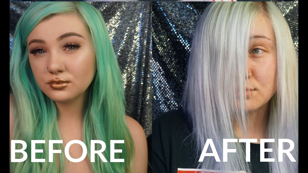 The Best How To Remove Semi Permanent Dye Without Bleach Fast Youtube Pictures