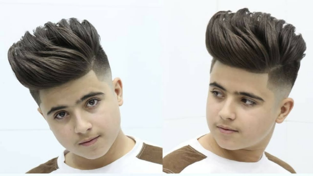 The Best Best Attractive Latest Haircuts For Kids 2018 Youtube Pictures
