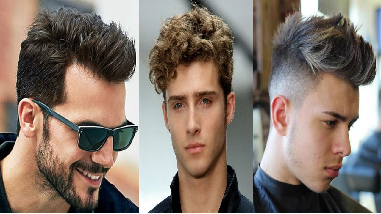 The Best Top 10 Most Attractive Men S Hair Styles 2017 2018 10 Best Trendy Hairstyles For Men 2017 2019 Pictures