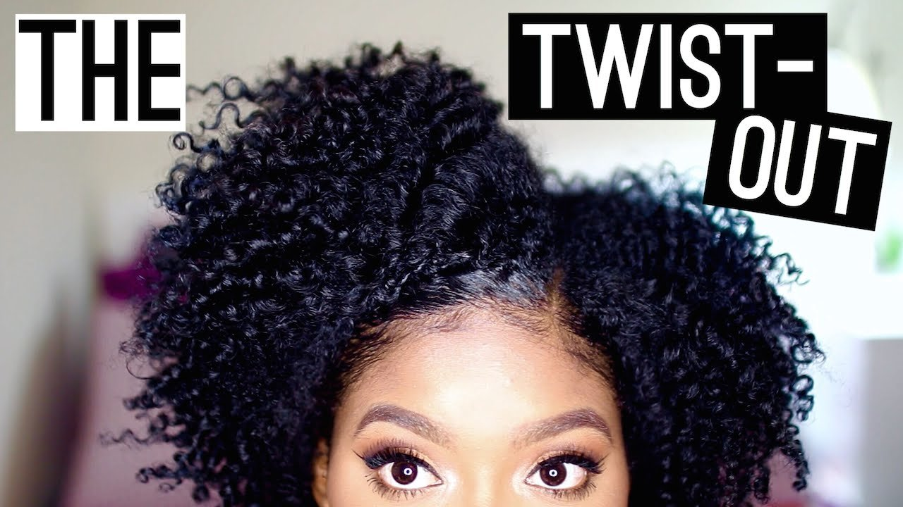 The Best Natural Hair Twist Out Tutorial Youtube Pictures