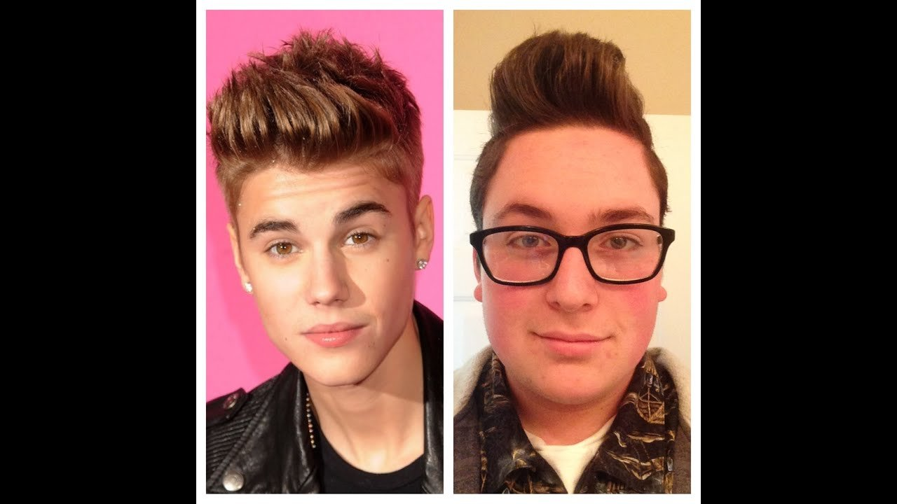 The Best Justin Bieber Hair Tutorial Youtube Pictures