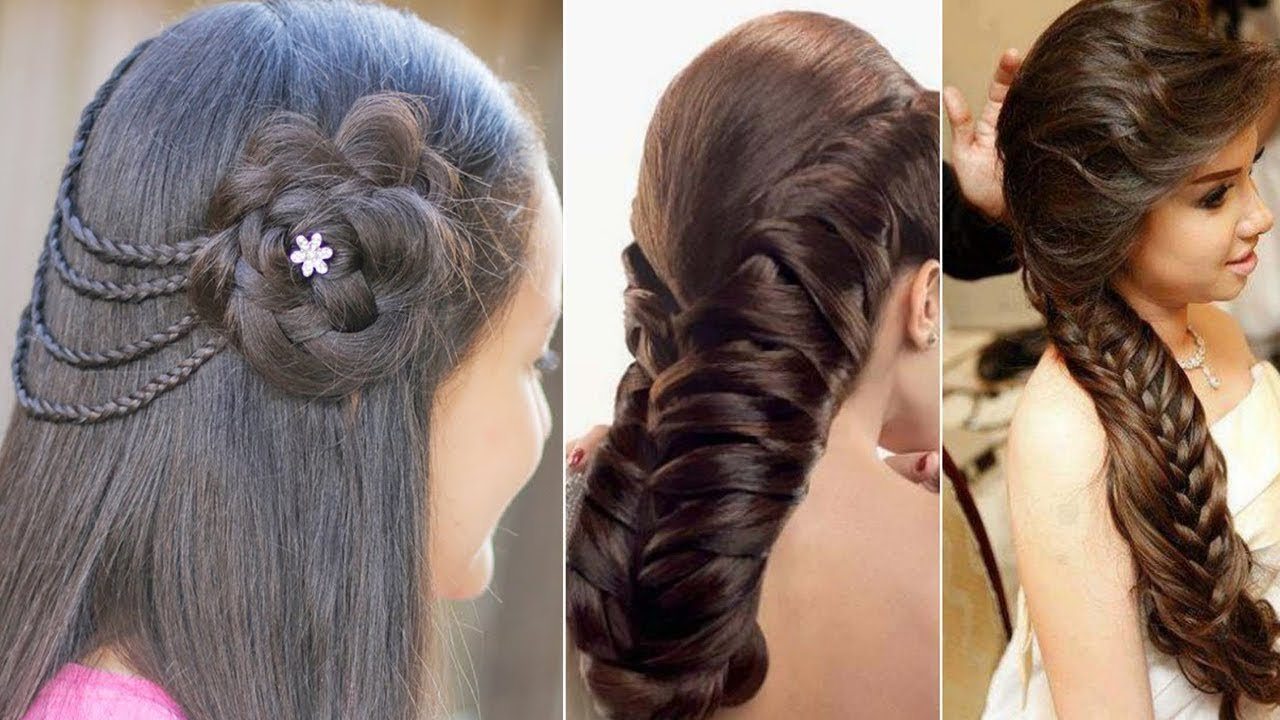 The Best New Hairstyle For Girls Easy Hairstyles For Long Hair Pictures