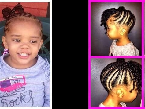 The Best African American Braids Hairstyles For Little Girls Youtube Pictures