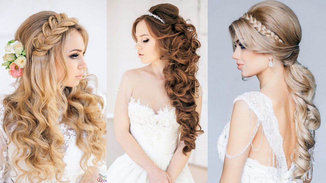 The Best 15 Best Bridal Hairstyles Ever Youtube Pictures