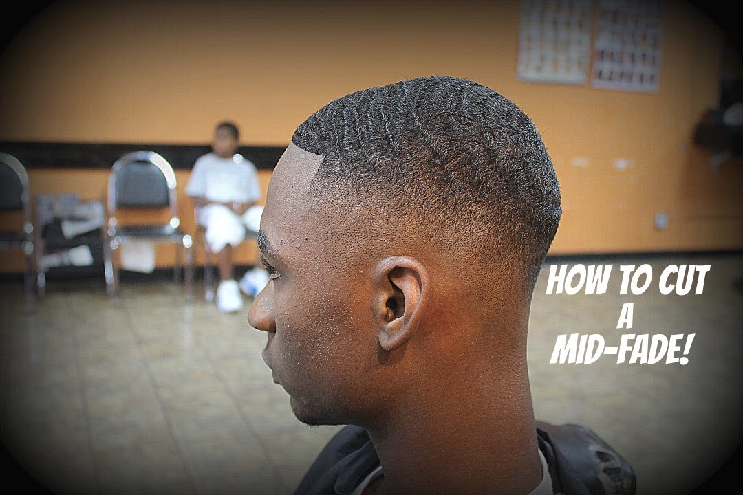 The Best Barber Tutorial How To Cut 360 Waves With A Mid Fade Hd Pictures