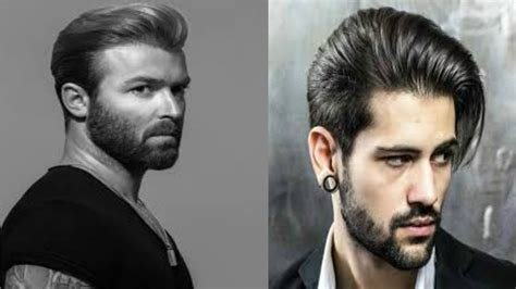 The Best 10 Latest Most Attractive Men's Hairstyles Of 2018 10 Pictures