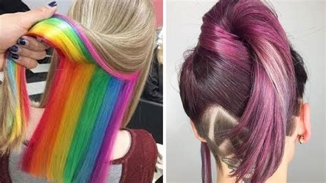 The Best Amazing Hair Color Transformation Beautiful Hairstyles Pictures