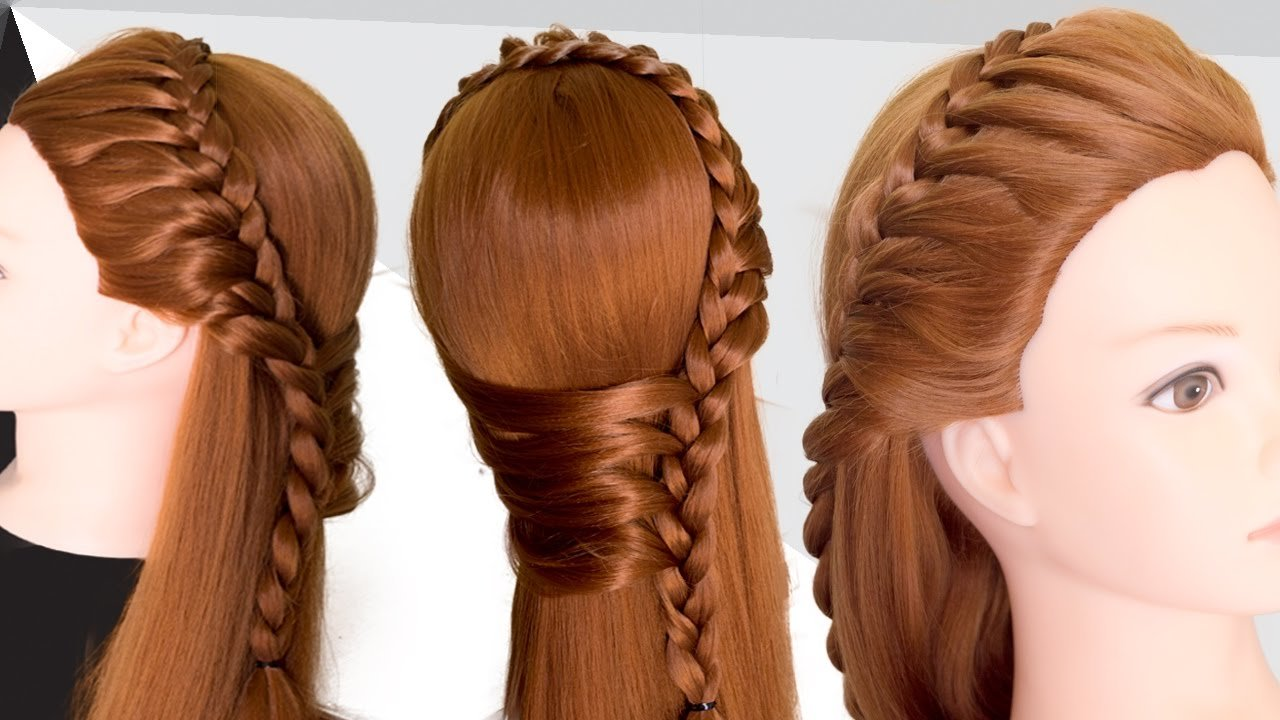 The Best Latest Hairstyle For Party New Hairstyle For Girls Long Pictures
