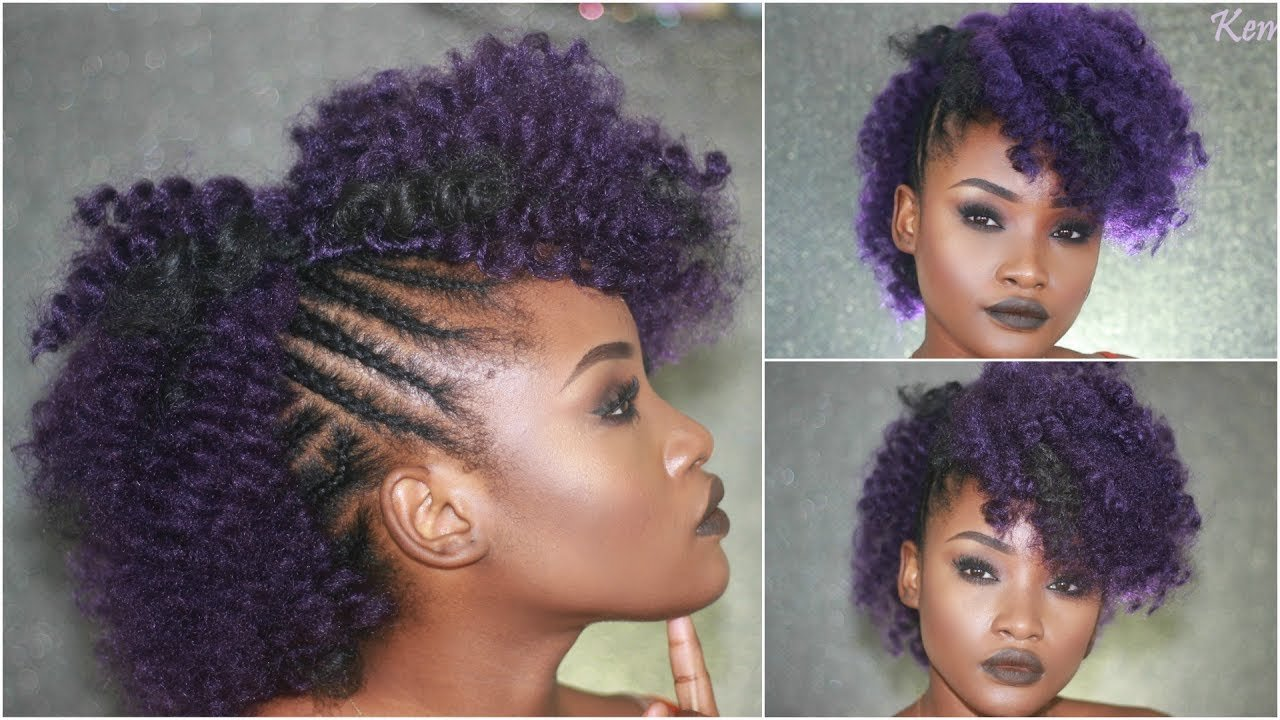 The Best How To Crochet Mohawk In 2 Minutes Kemiixo Youtube Pictures