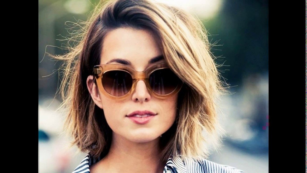 The Best Low Maintenance Short Haircuts For Thick Hair Youtube Pictures