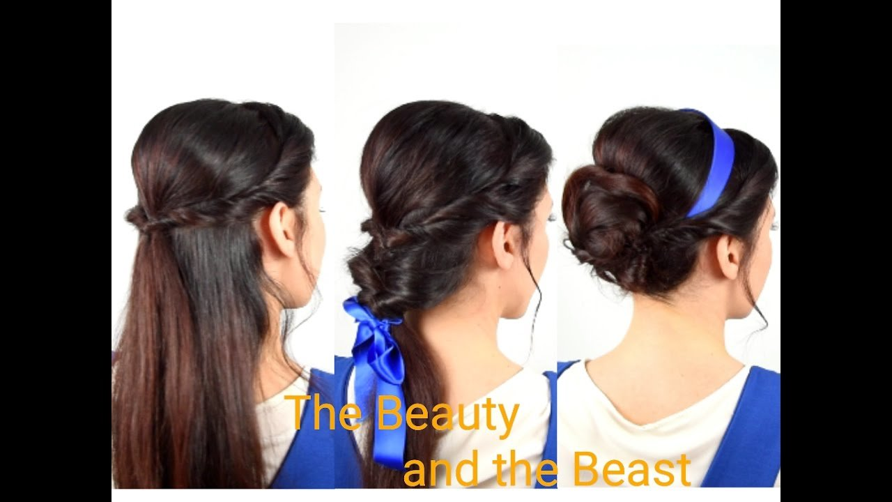 The Best Emma Watson S Belle Hairstyles Beauty And The Beast Pictures