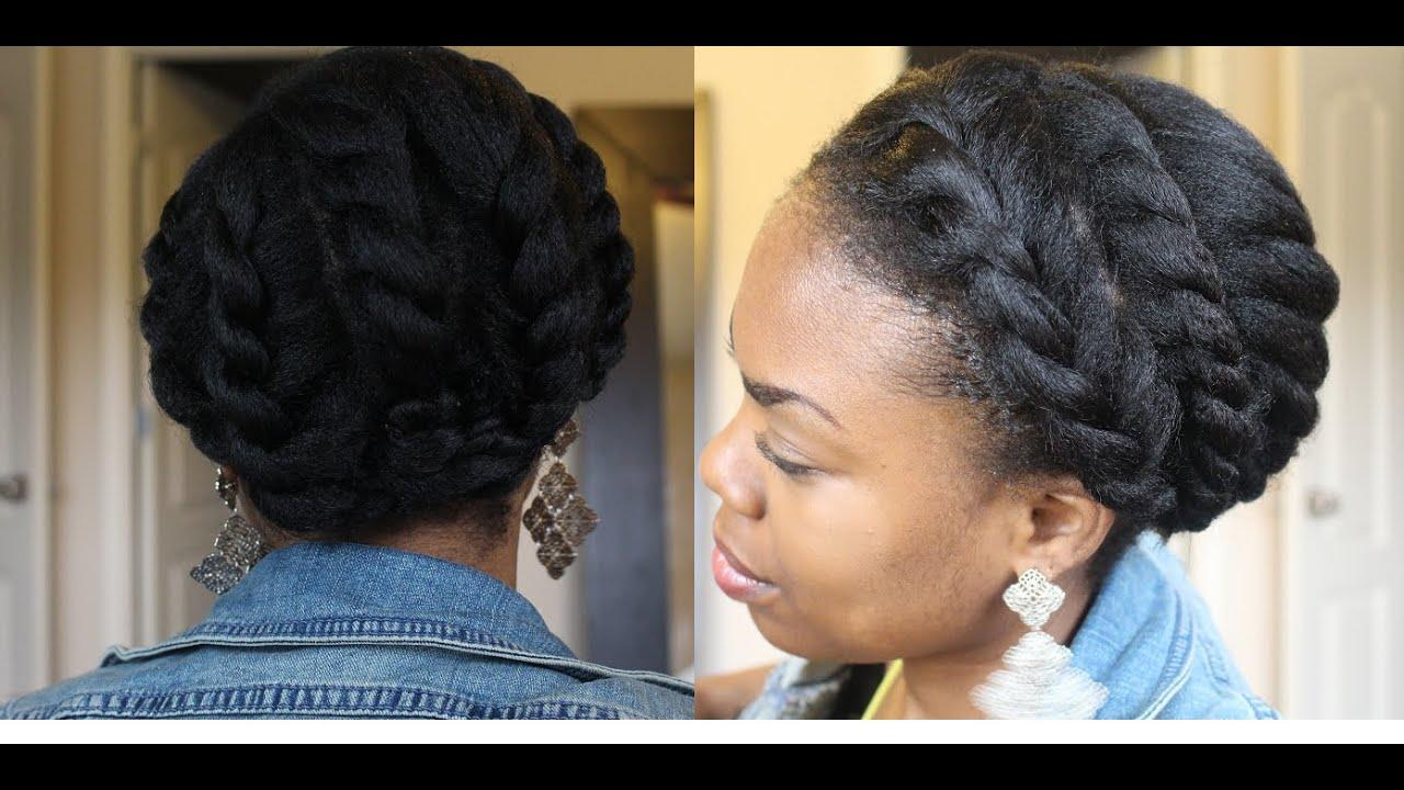 The Best Goddess Flat Twist Protective Hairstyle Youtube Pictures