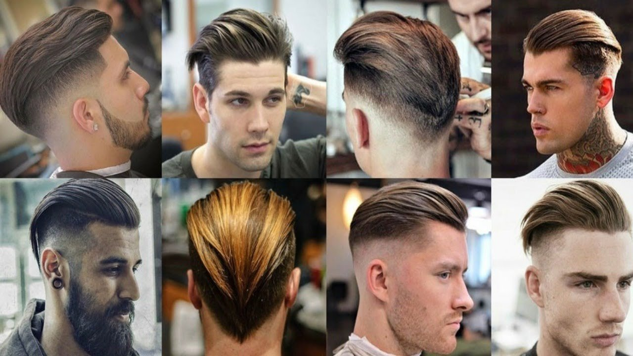 The Best Top 10 Best Mens Hairstyles 2018 Stylish Haircuts For Guys 2018 Youtube Pictures
