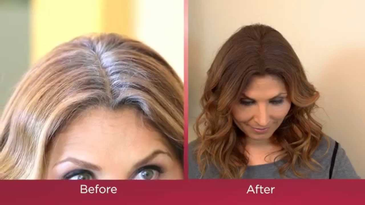 The Best Instantly Cover Gray Roots With Bye Bye Gray Root Touch Up Pictures