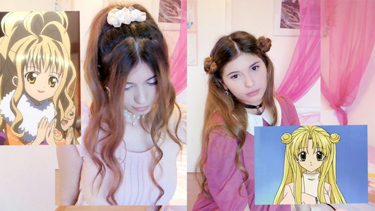 The Best Easy Anime Hairstyles Youtube Pictures