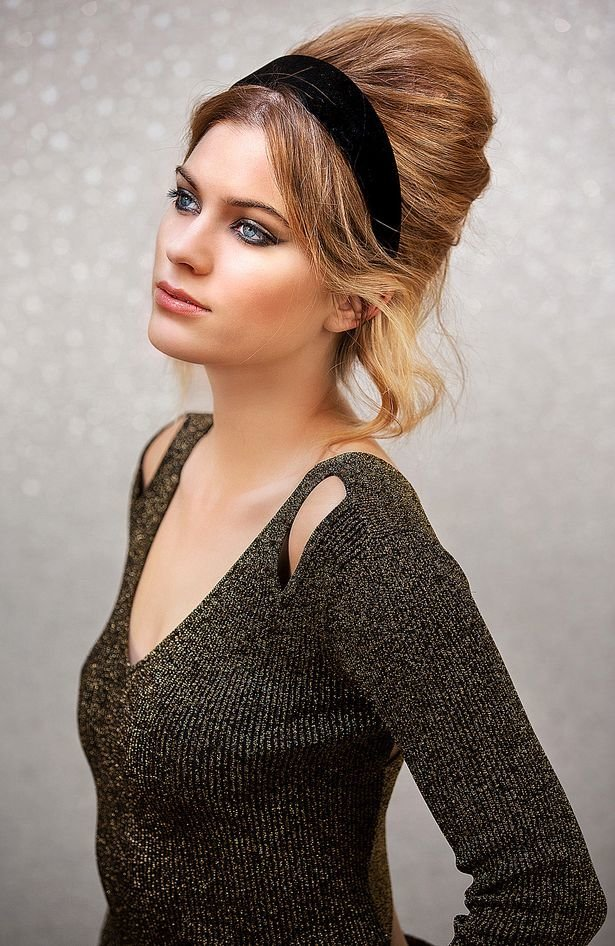 The Best Easy 60S Beehive Hairstyle For You To Try This Party Pictures