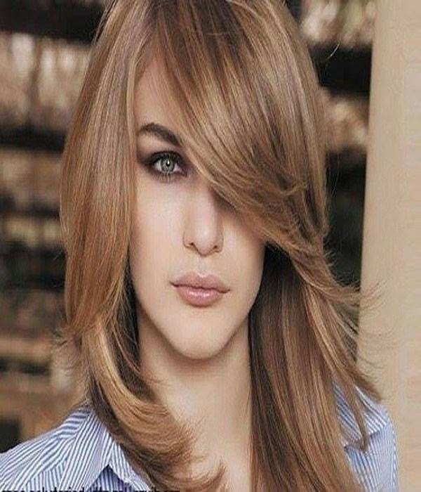 The Best 15 Photo Of Long New Hairstyles 2015 Pictures