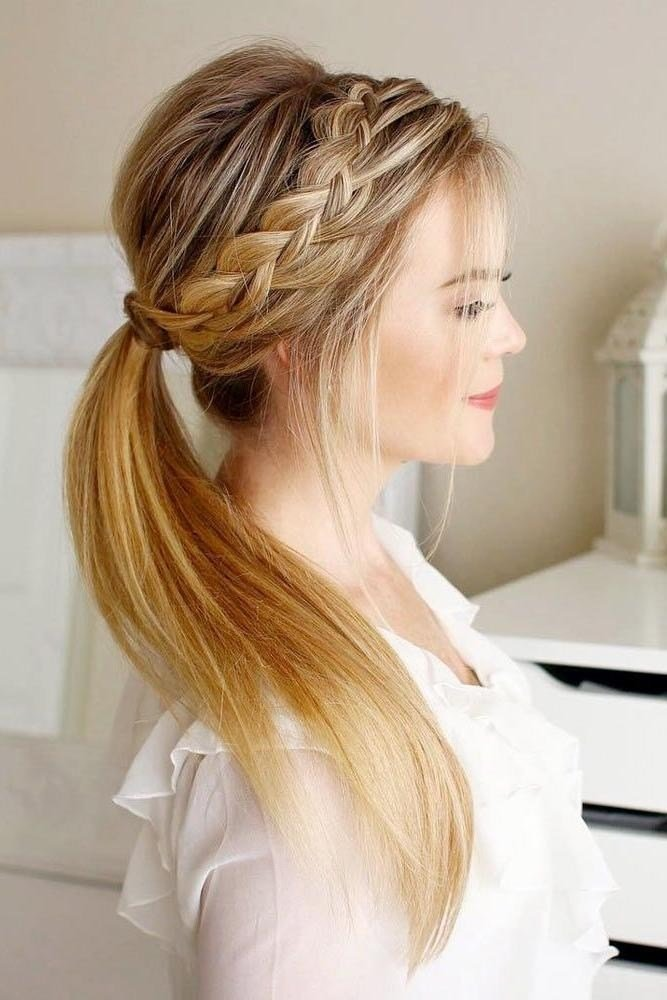 The Best 2019 Latest Hairstyles For Long Hair Pictures