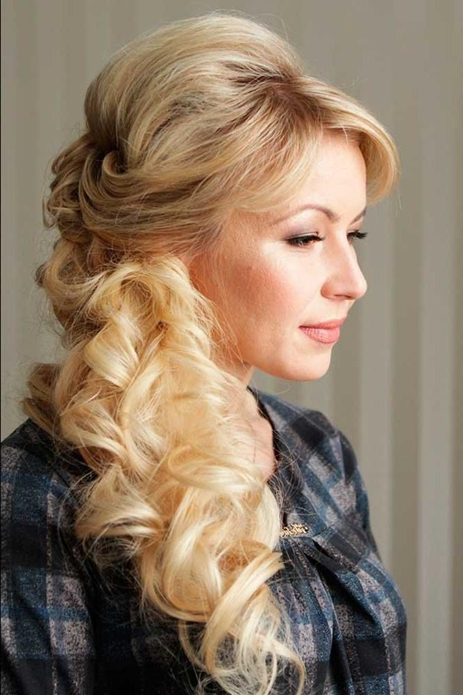 The Best 15 Best Ideas Of Long Hairstyles Mother Of Bride Pictures