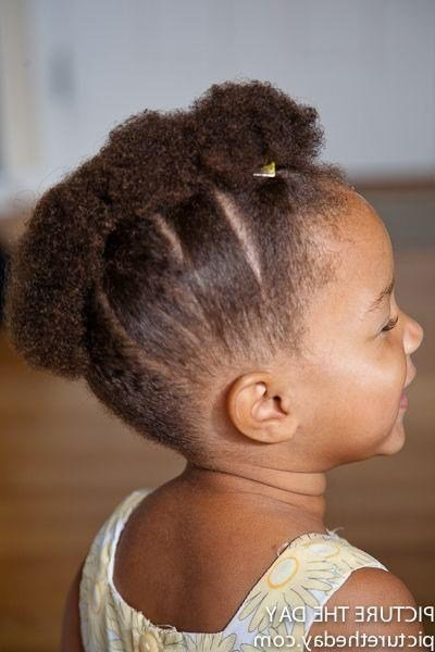 The Best 2019 Latest Black Baby Hairstyles For Short Hair Pictures