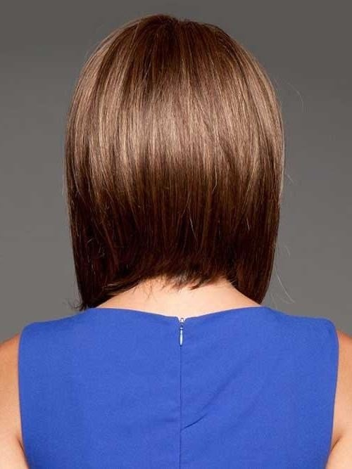 The Best 2019 Popular Long Bob Hairstyles Back View Pictures