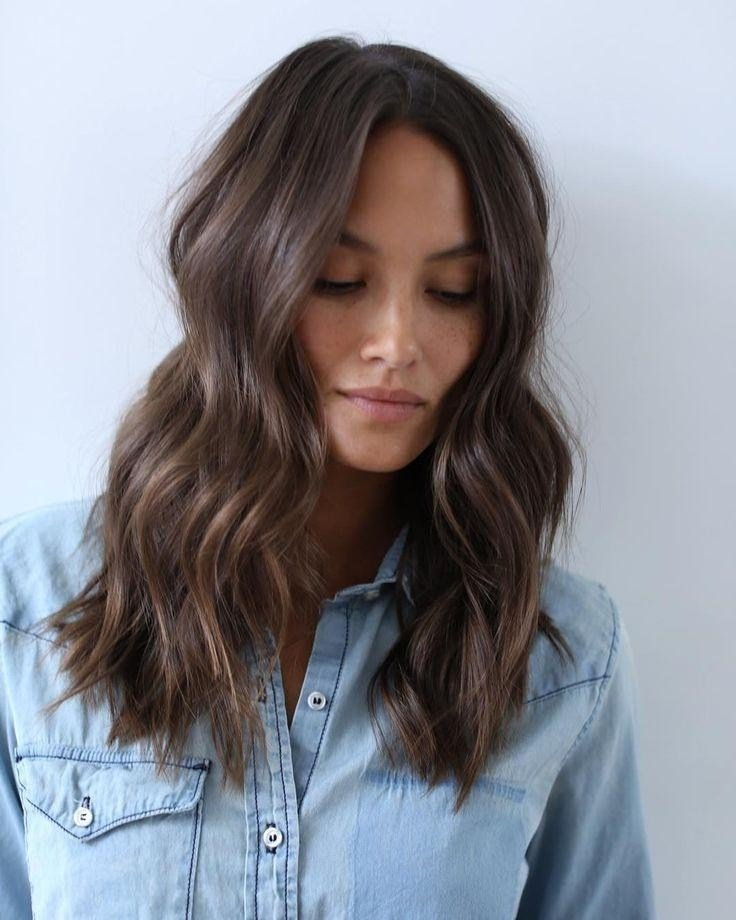 The Best 15 Collection Of Blunt Long Haircuts Pictures