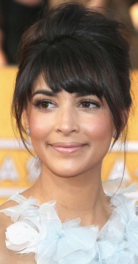 The Best 20 Best Collection Of Short Haircuts For Small Foreheads Pictures
