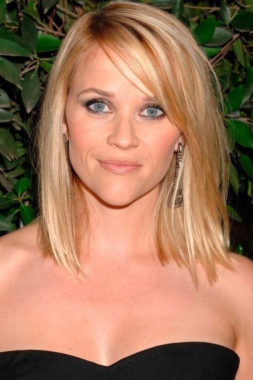 The Best 20 Best Collection Of Medium To Long Hairstyles For Thin Pictures