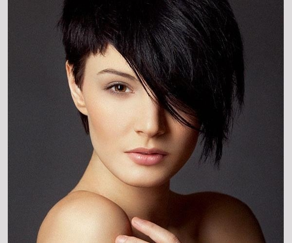 The Best 20 Photo Of One Sided Short Hairstyles Pictures