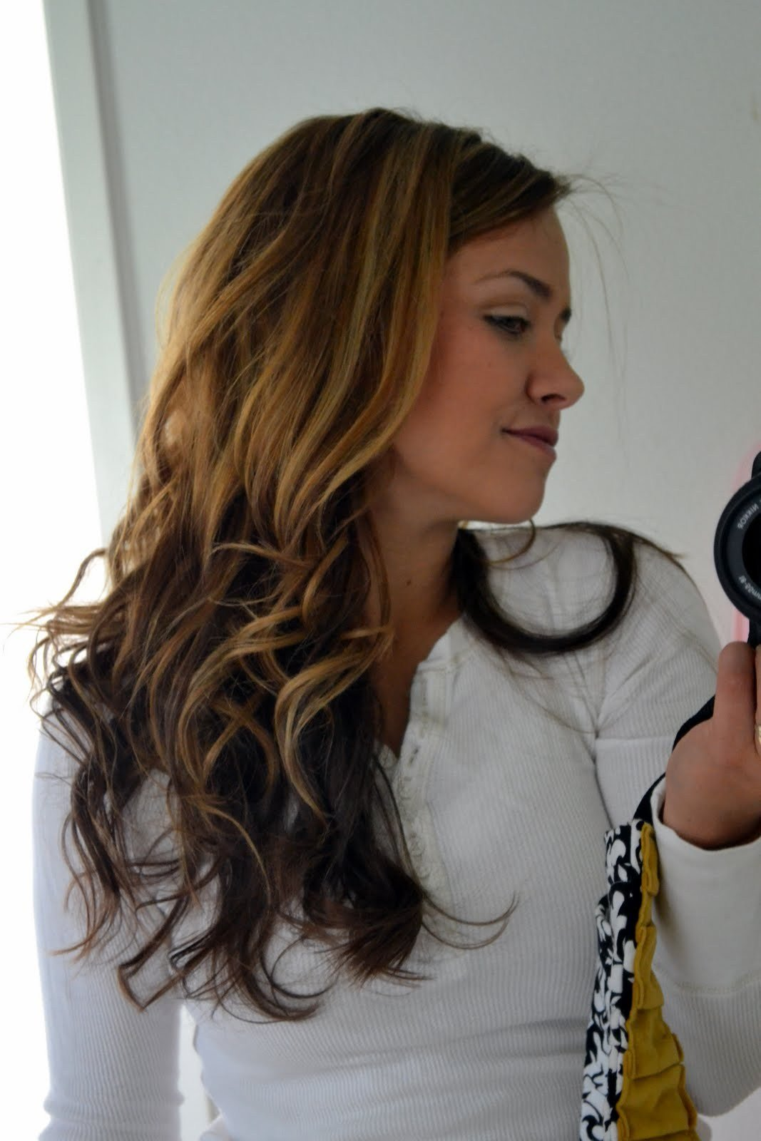 The Best How To Curl Your Hair Wavy Curls Littlemissmomma Pictures