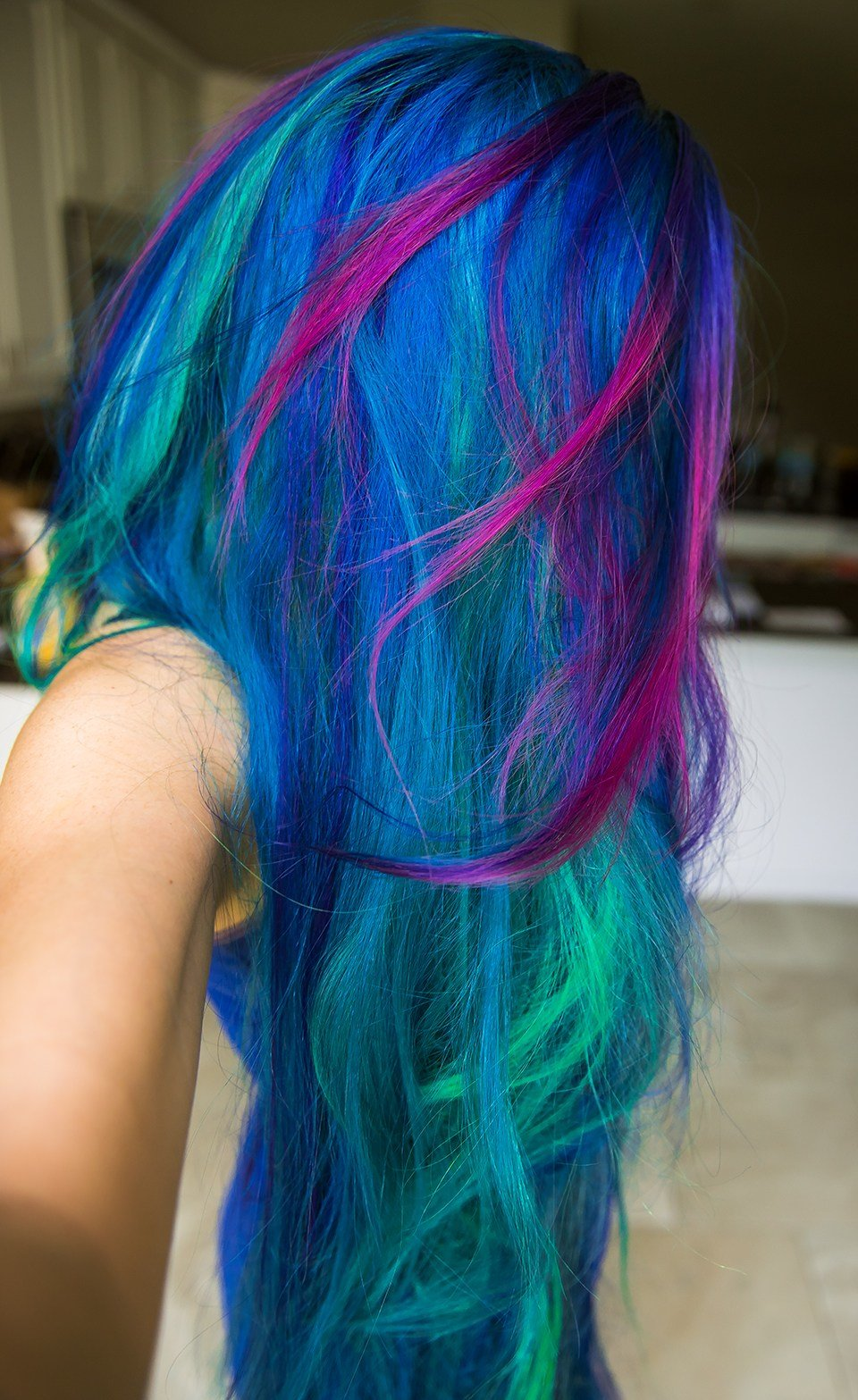 The Best Rainbow Hair Multi Colored Hair Manic Panic Dye Hard Pictures