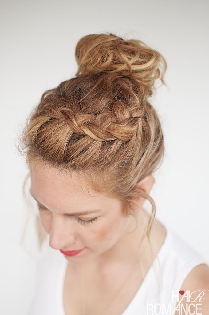 The Best Easy Updos Pictures