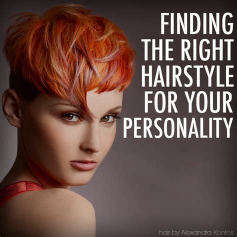 The Best Finding The Right Hairstyle For Your Personality Pictures