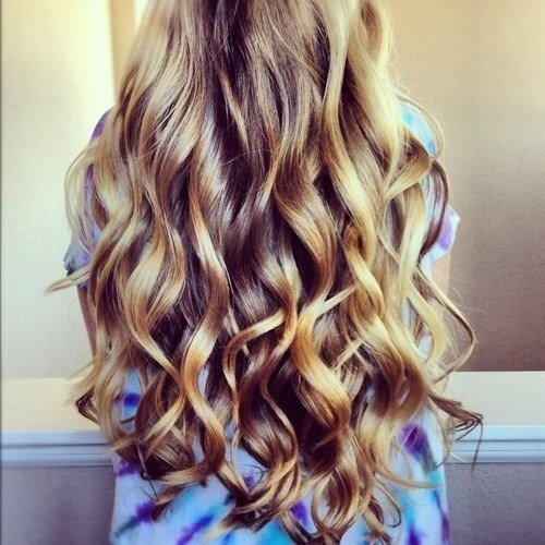 The Best Loose Curls Hairstyle Tumblr Pictures