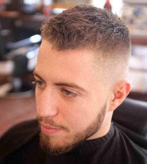 The Best 15 Hairstyles For Men With Thin Hair Add More Volume Pictures